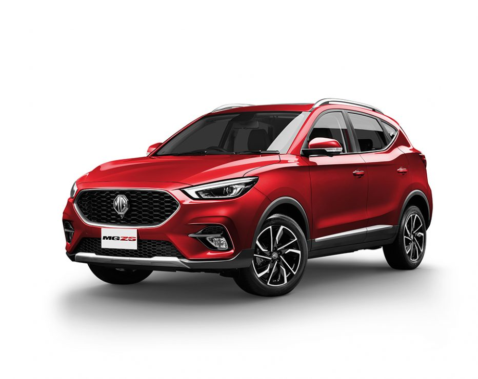 New MG ZS 2020