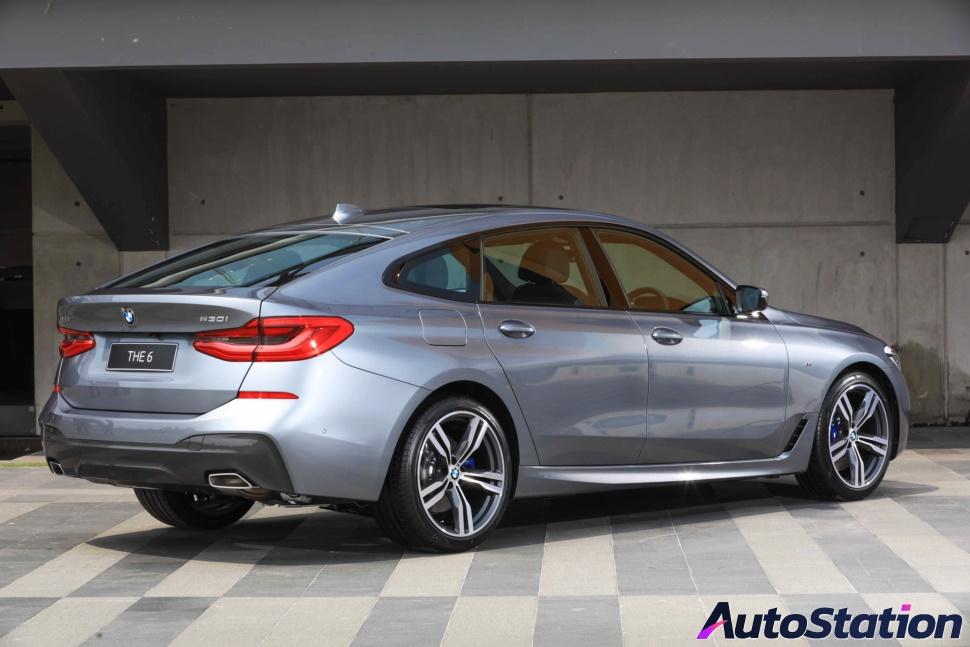 BMW 630i GT M Sport