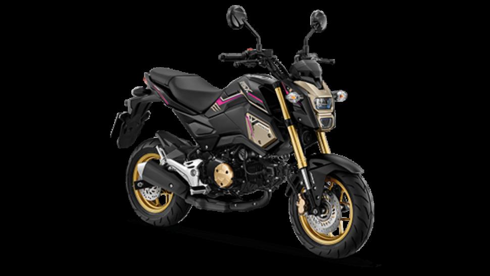 2020 Honda MSX125SF