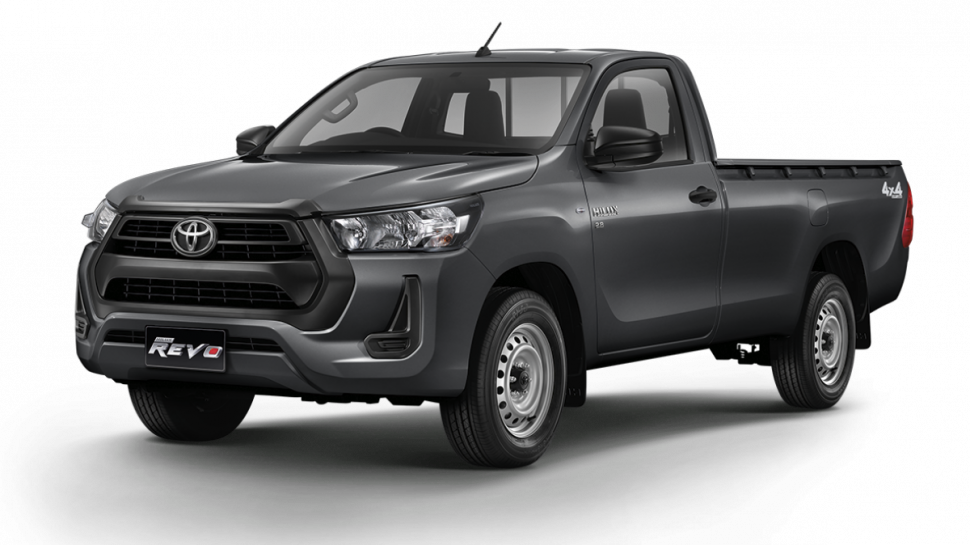 Toyota Hilux Revo B-Cab 2020