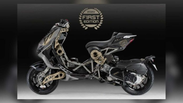 Italjet Dragster Limited Edition
