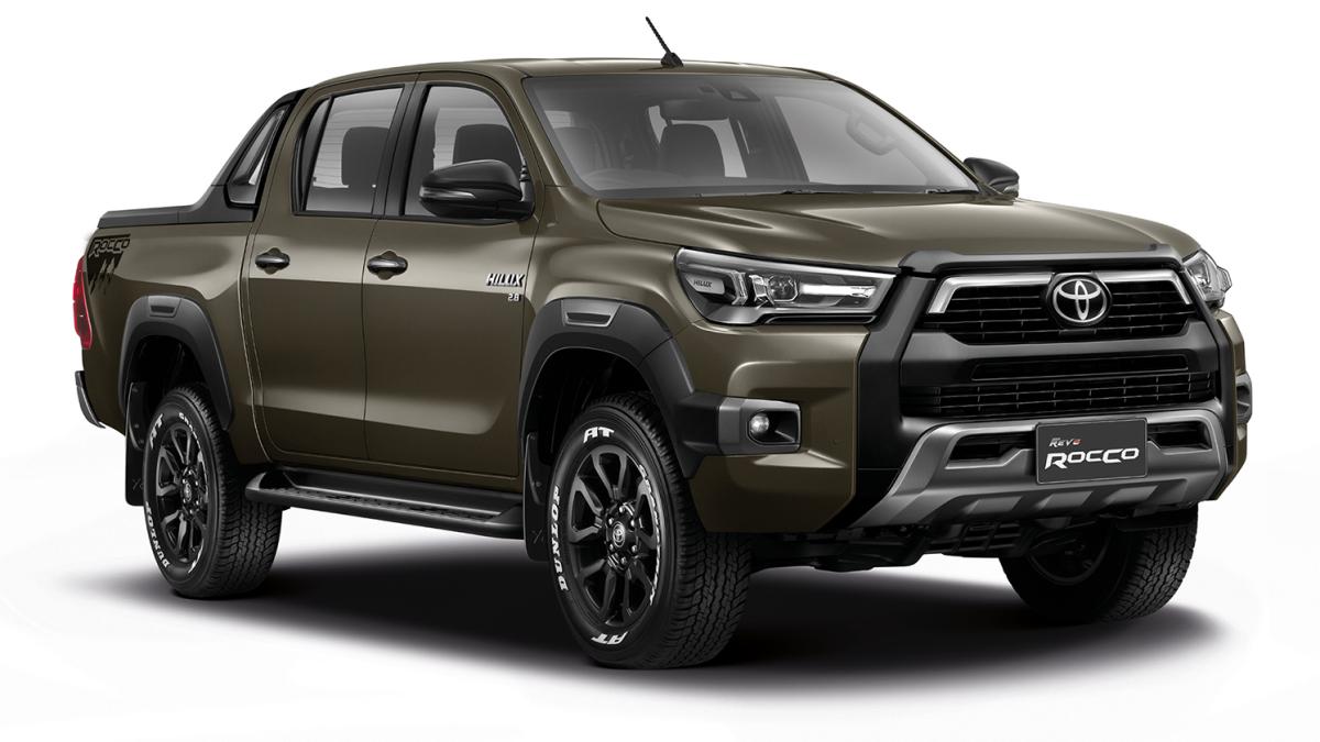 Toyota Hilux Revo Rocco 2020