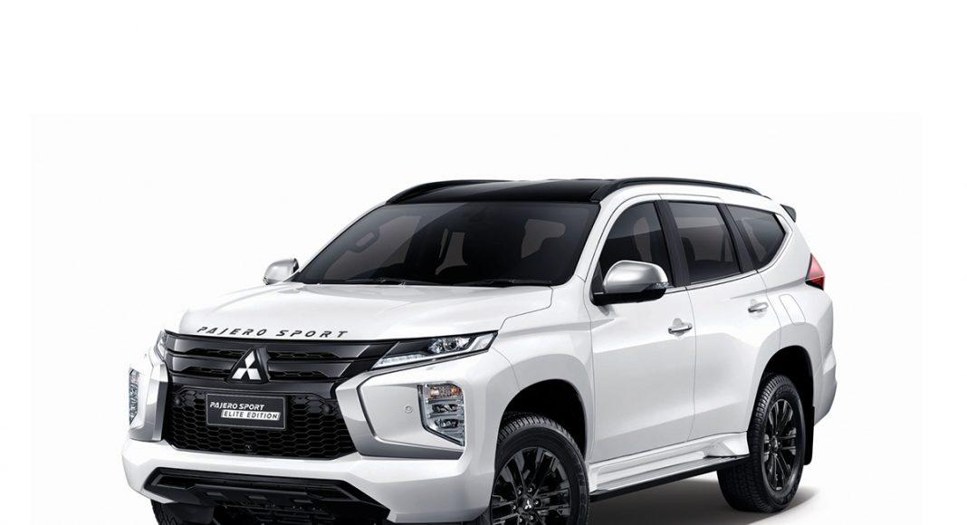เปิดตัว 2020 Mitsubishi Pajero Sport Elite Edition ใหม่ ...