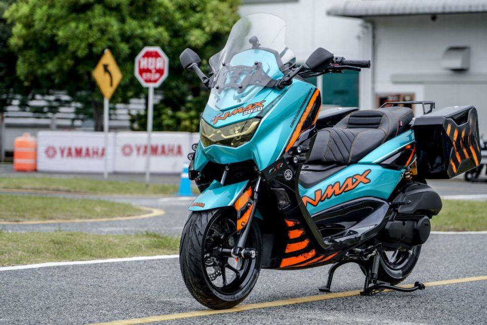 Yamaha N-Max 155 แต่ง