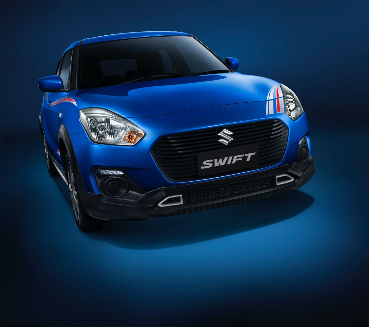 Suzuki Swift GL MAX Edition