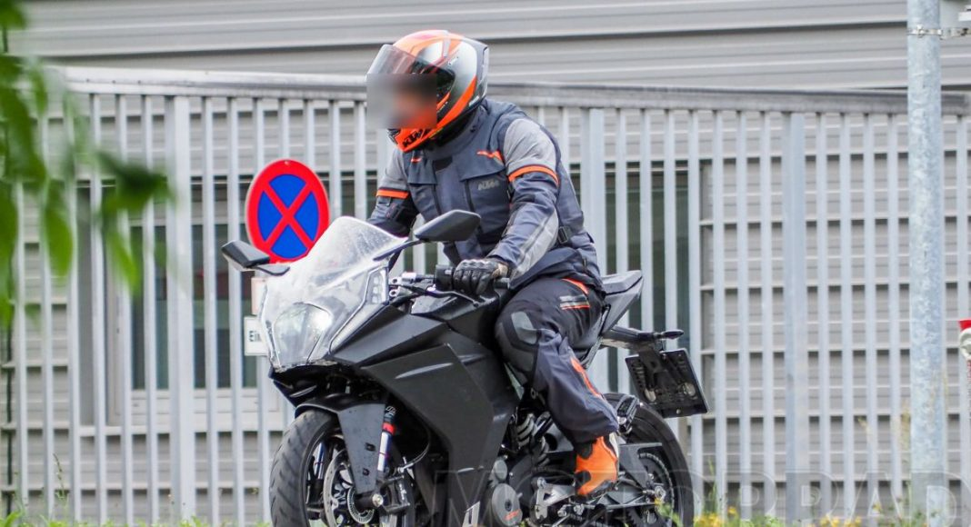 All-New KTM RC390