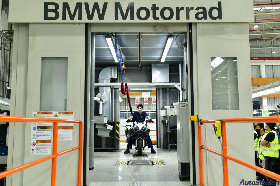 โรงงาน BMW Motorrad