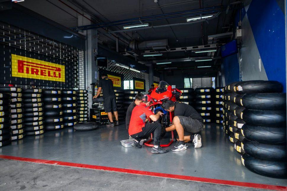 Ducati DRE Track Days