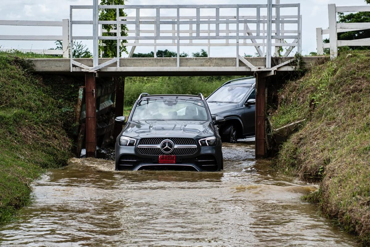 Mercedes-Benz SUV Driving Events 2020
