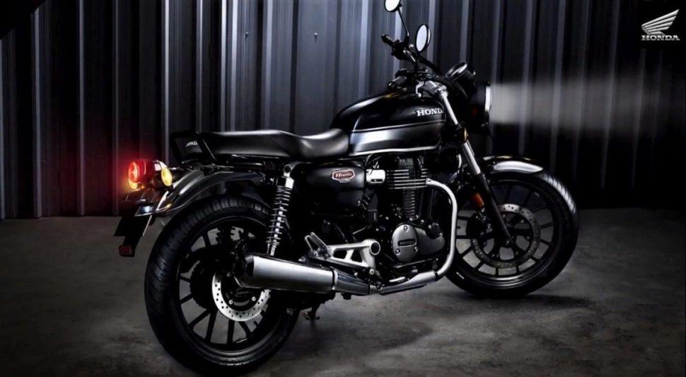 Honda CB350 HNess