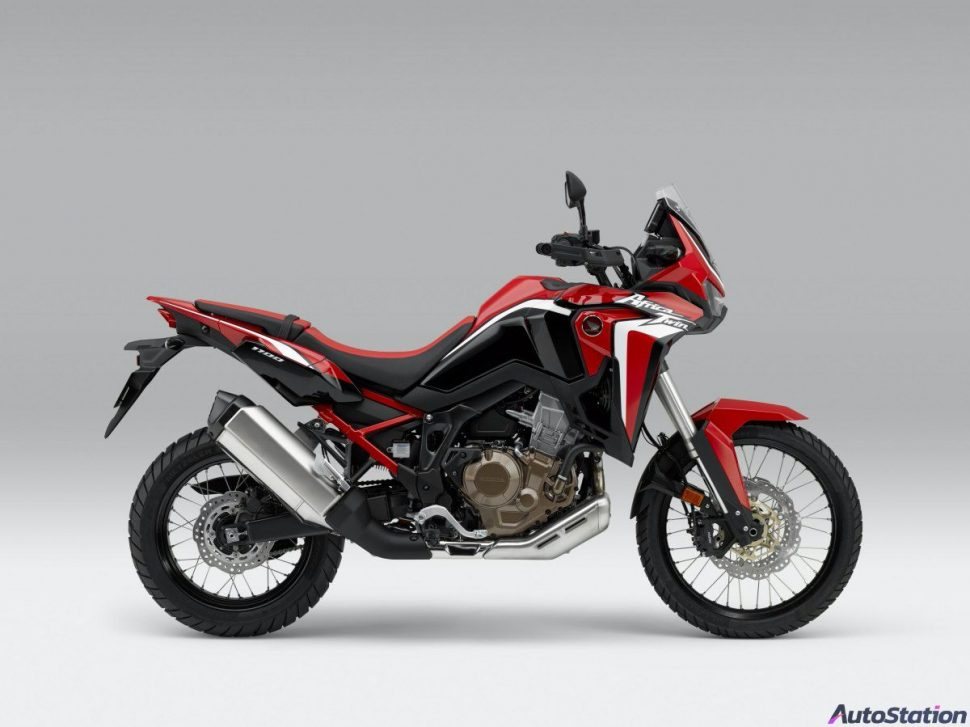 2021 Honda Africa Twin 1100