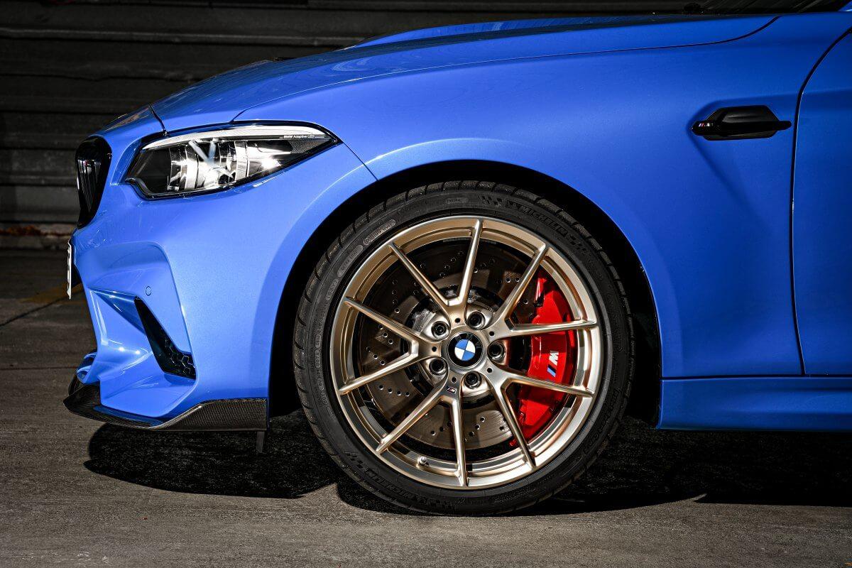 เปิดตัว BMW M2 CS