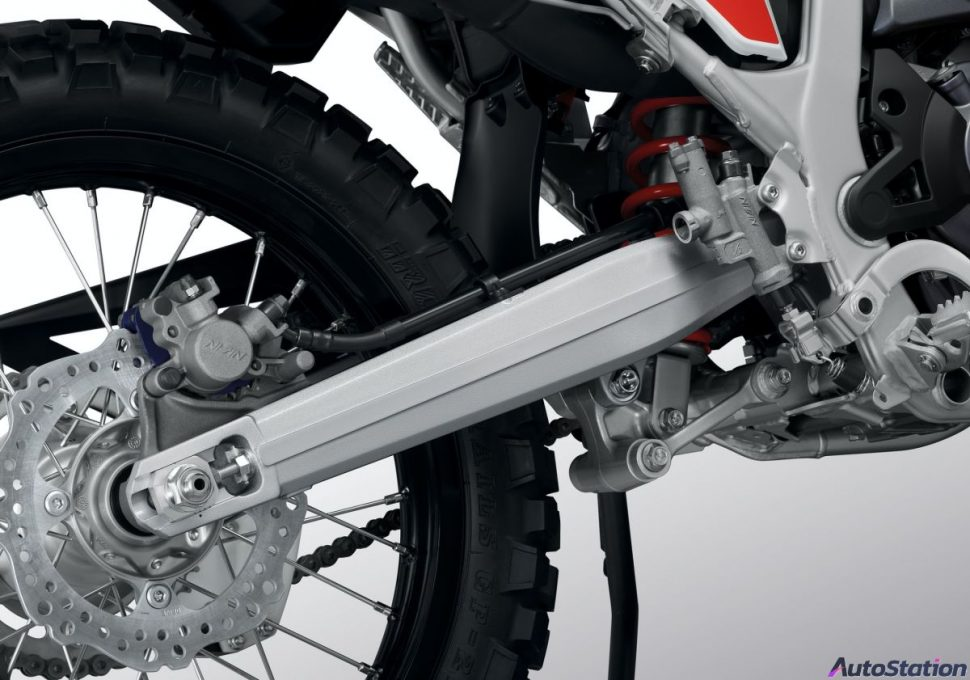 All New Honda CRF300L