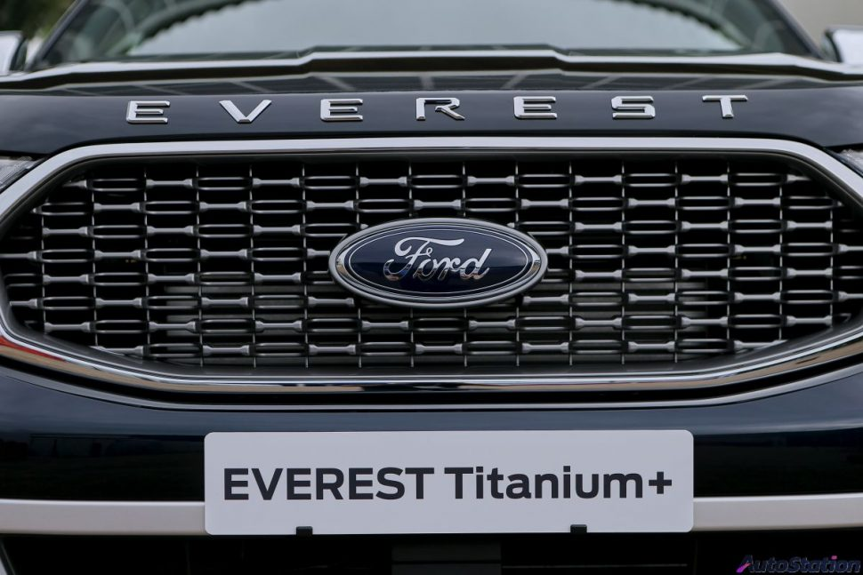 New Ford Everest 2021