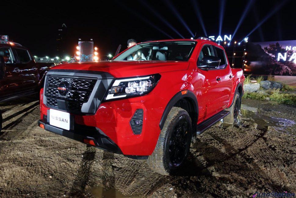 New Nissan Navara Pro-2X