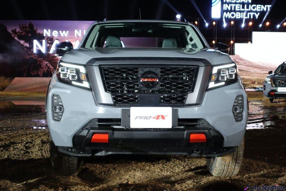 New Nissan Navara Pro-4X