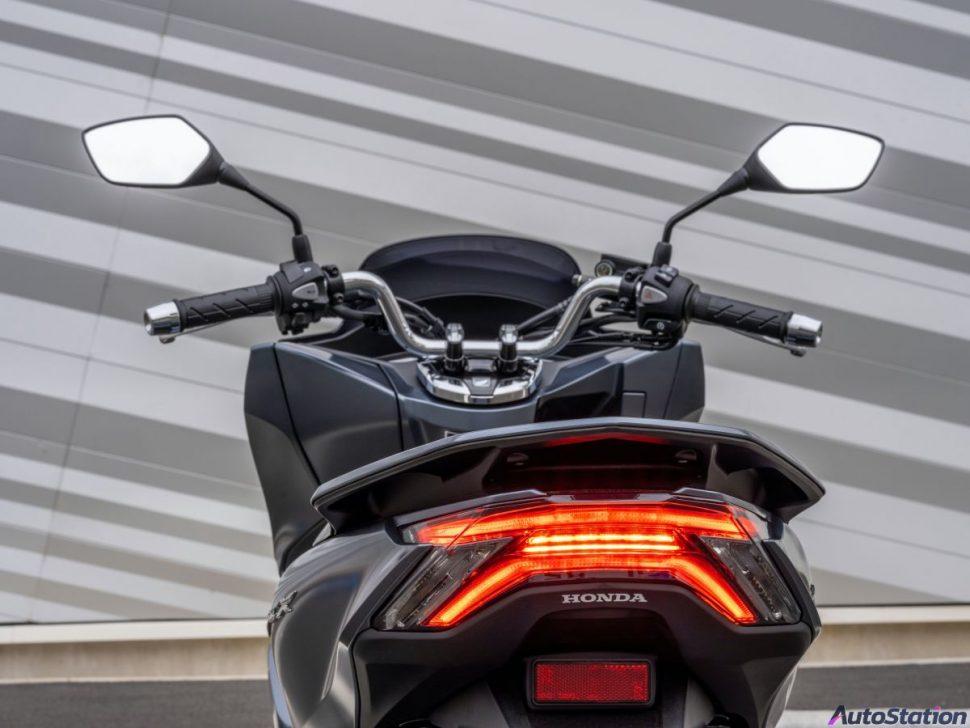 2021 New Honda PCX