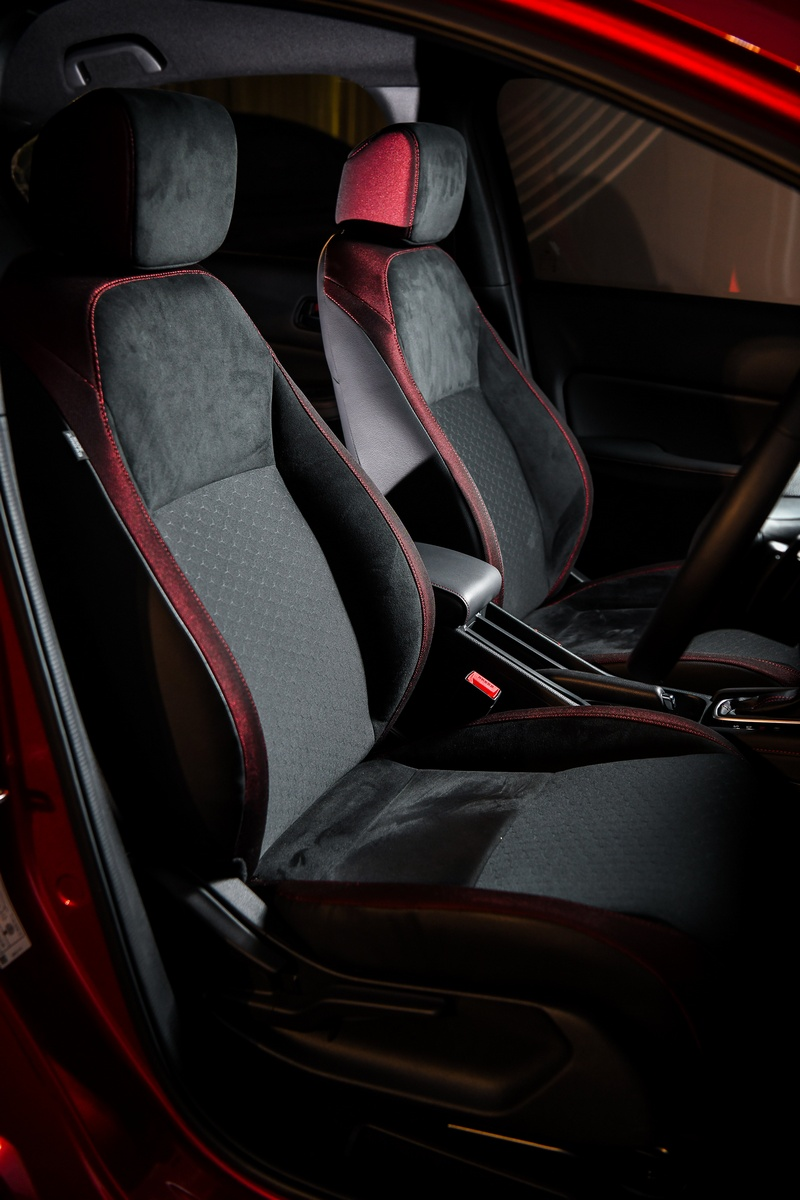 เปิดตัว Honda City Hatchback