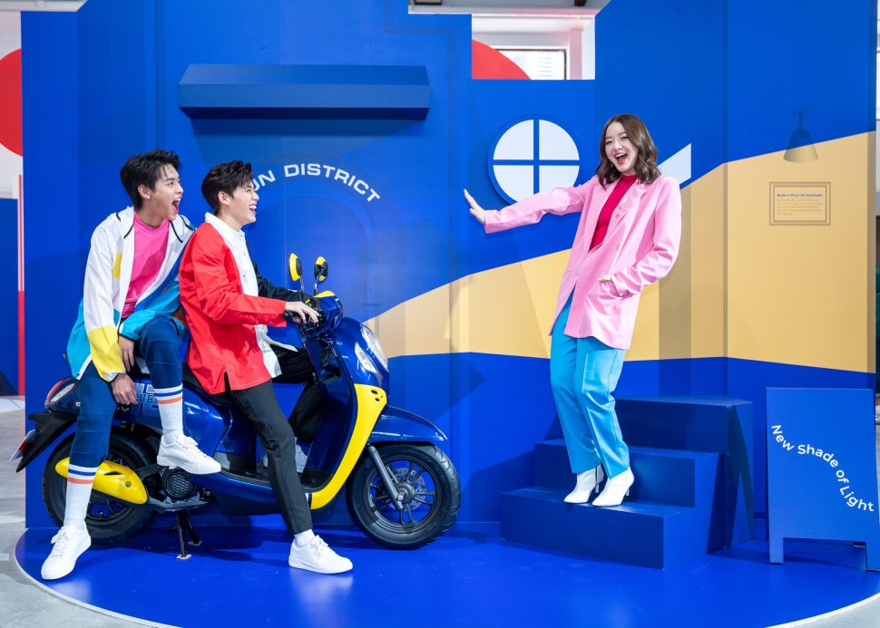 All-New Honda Scoopy