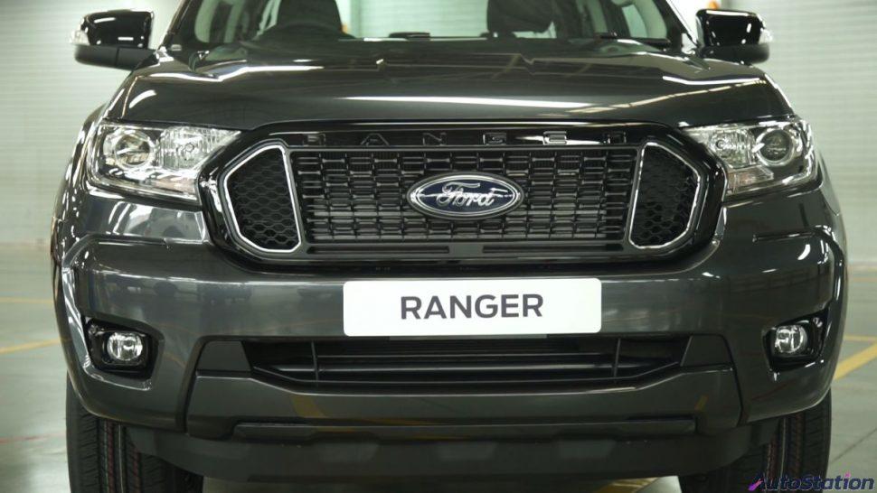 New Ford Ranger XLT