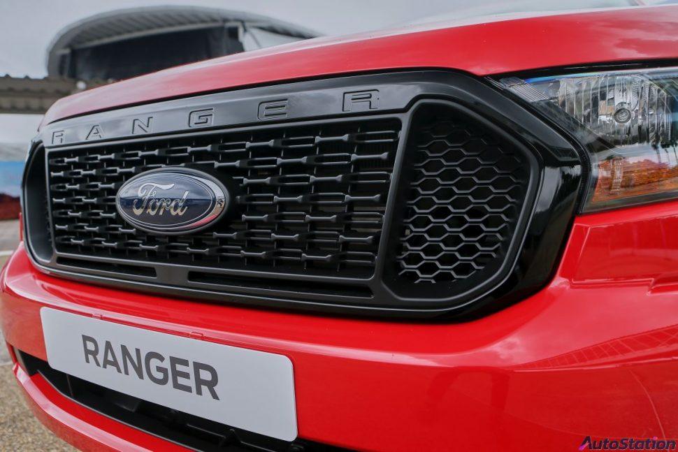 New Ford Ranger XL Sport