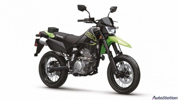 Kawasaki KLX300 SM