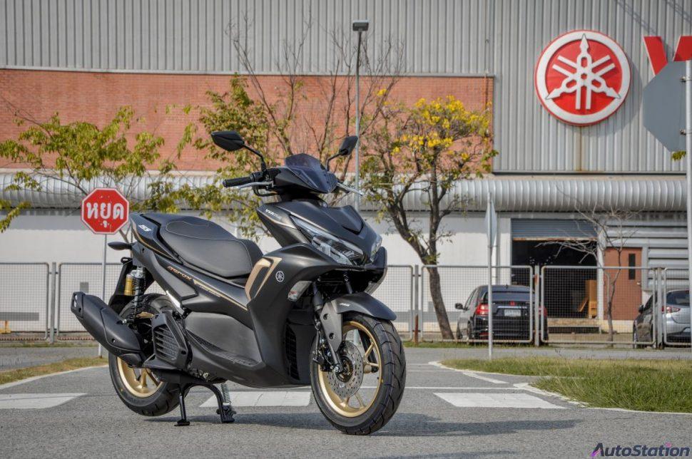 2021 Yamaha Aerox