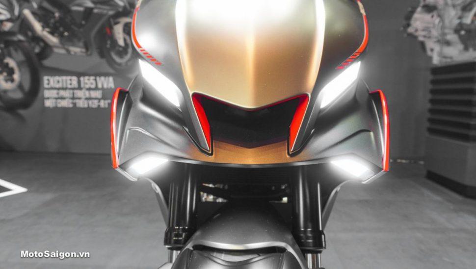 Yamaha F155 Concept