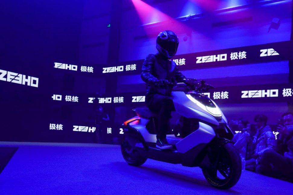 Zeeho Cyber Concept