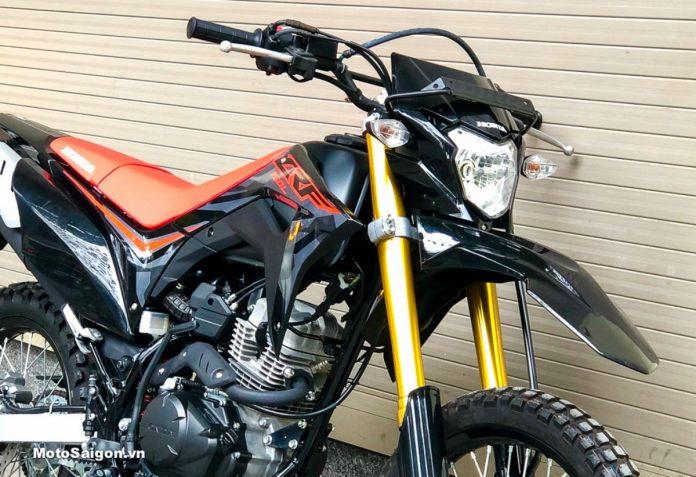 2021 Honda CRF150L