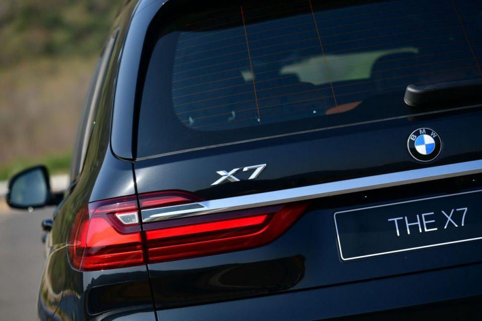 BMW X7 xDrive30d M Sport