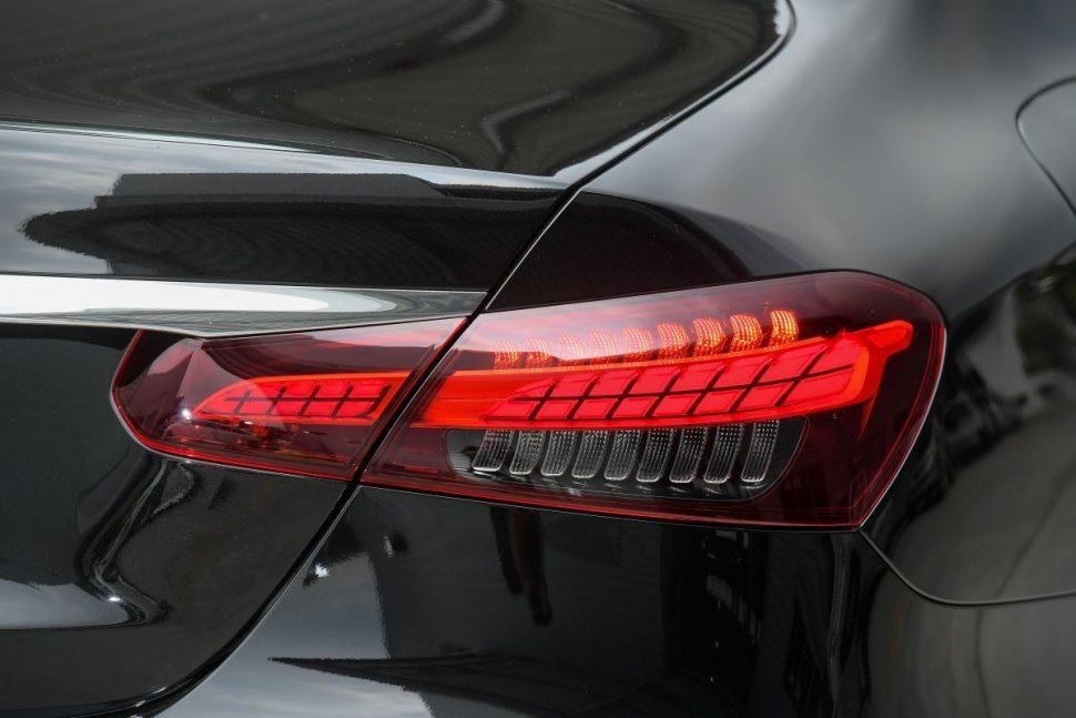 Mercedes-Benz E220 d AMG Sport