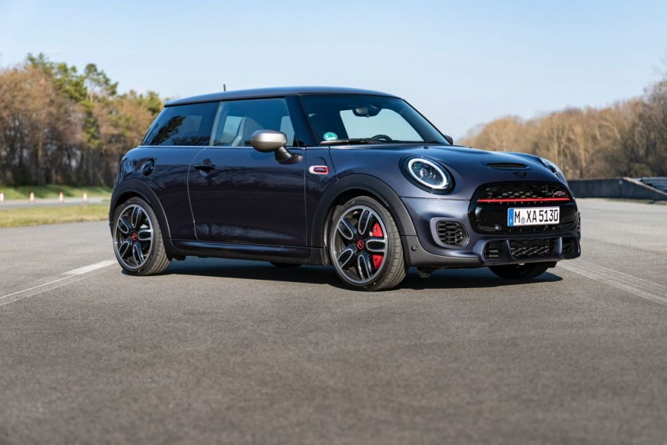 MINI John Cooper Work GP Inspired Edition