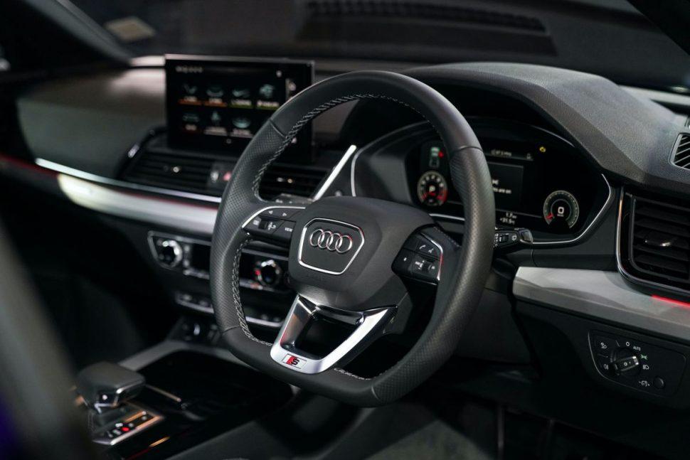 New Audi Q5 45 TFSI quattro S line