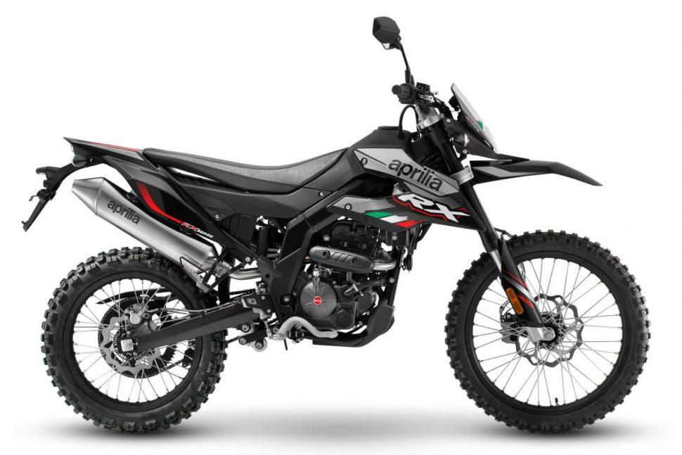 2021 Aprilia RX125
