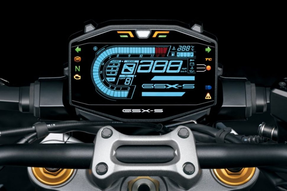 2021 All-New Suzuki GSX-S1000