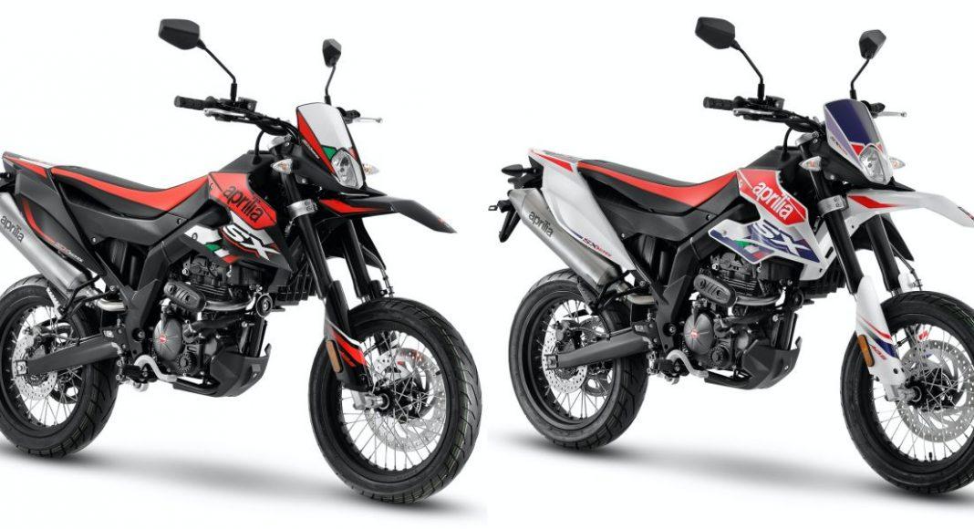 2021 Aprilia SX125