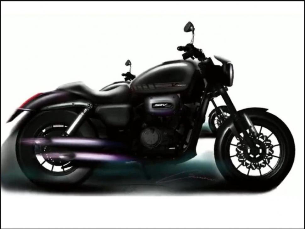 Harley-Davidson SV300