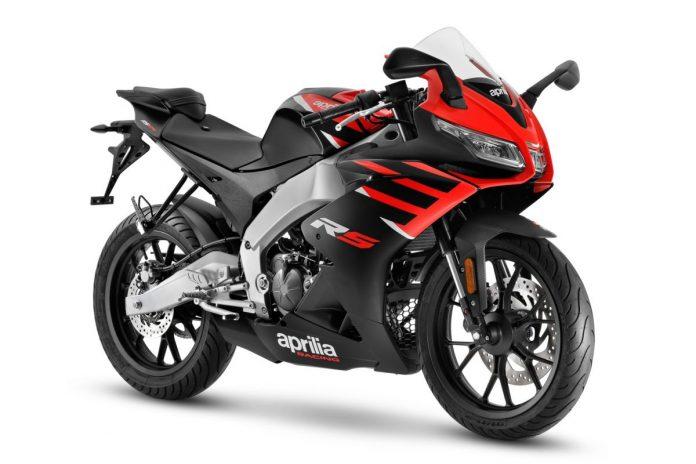 2021 Aprilia RS125