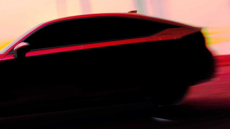 All New Honda Civic Hatchback