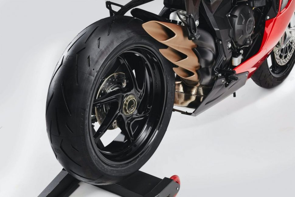 2021 MV Agusta F3 Rosso