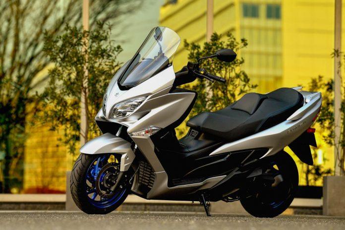 2022 Suzuki Burgman 400