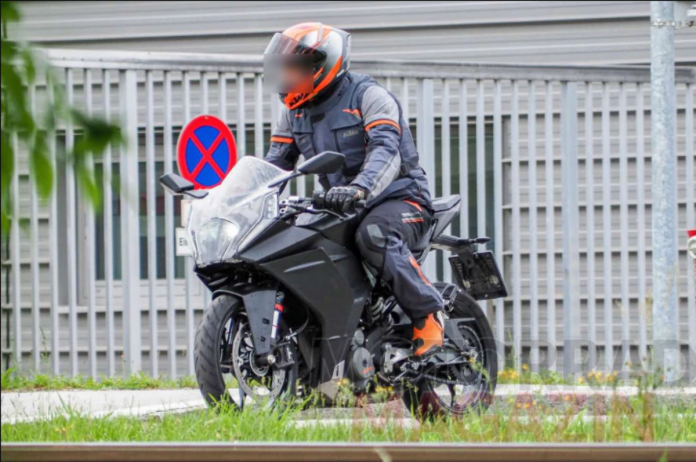 2021 All New KTM RC 390