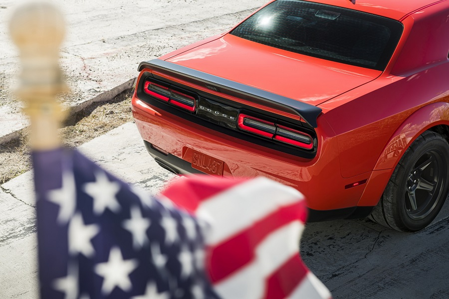 Dodge EV USA