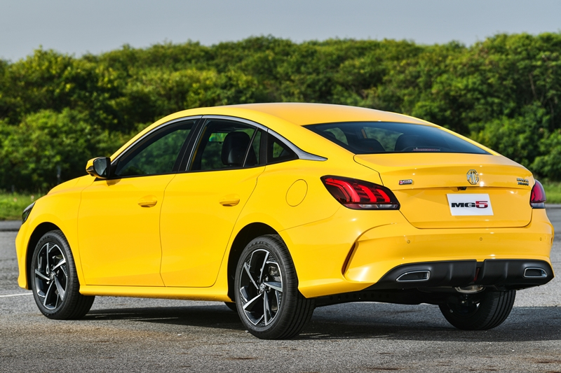 All-New MG 5
