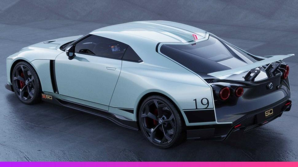 Nissan GT R R36 Render