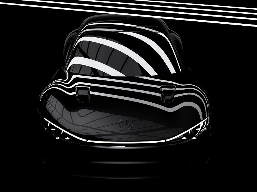 Mercedes Benz EV 2030