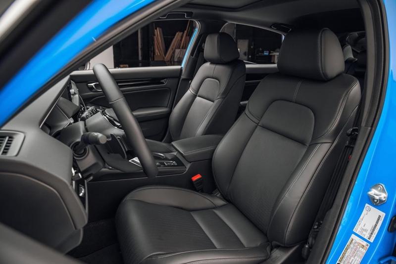 All New Honda Civic Hatchback 2021