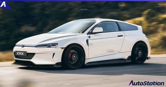 Honda CRX 2021