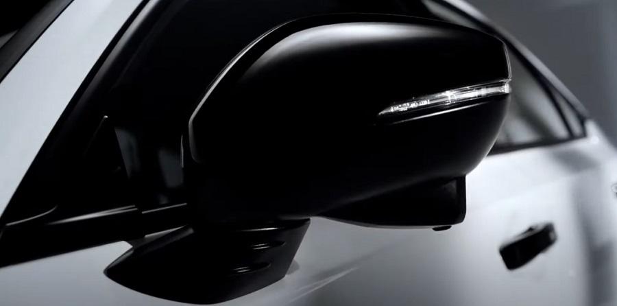 Teaser Honda Civic RS 2021